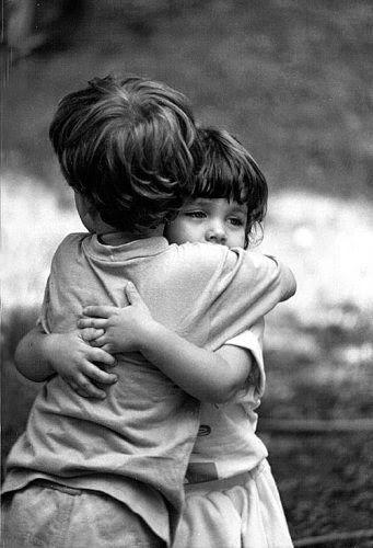 un abrazo para perdonar